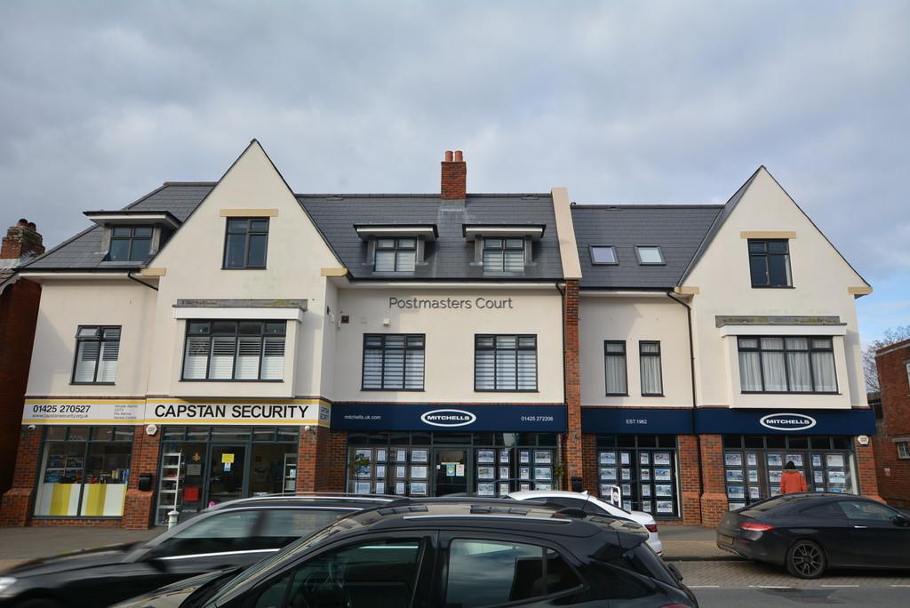 Postmasters Court, 286 Lymington Road