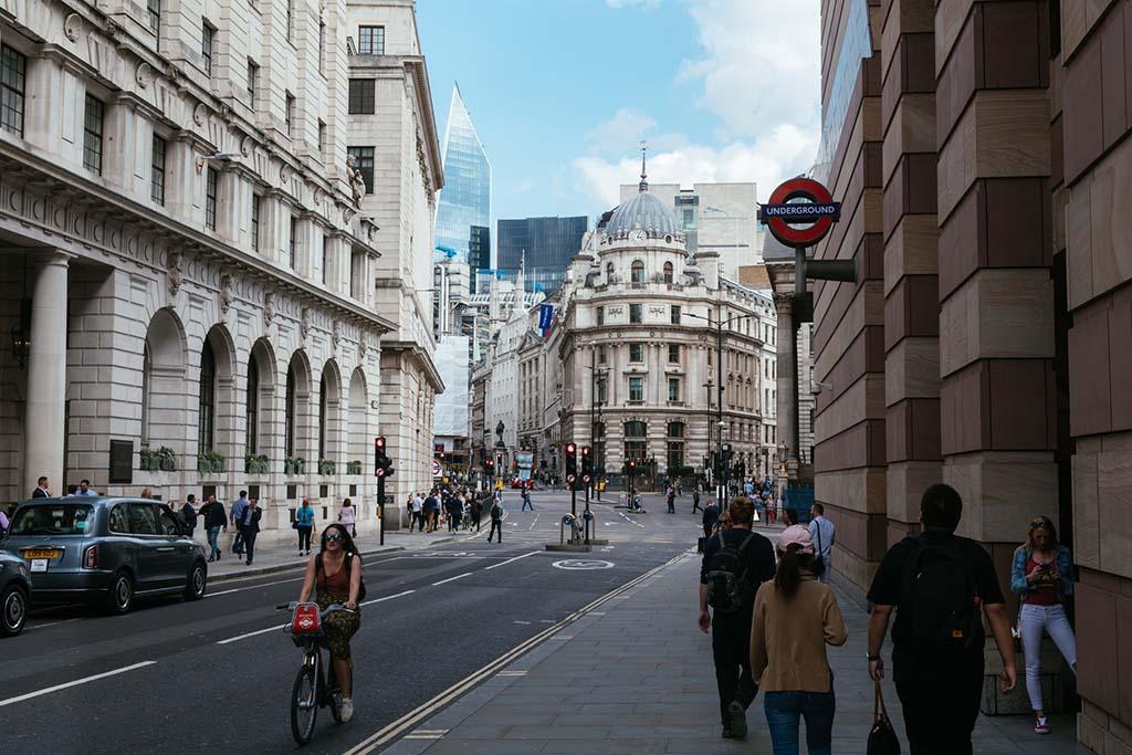 Budget 2021 - City of London