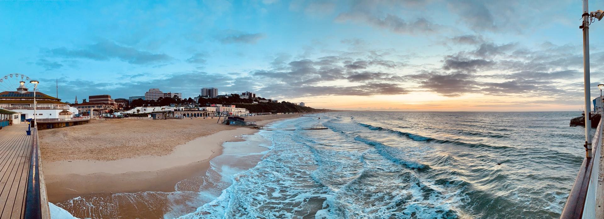 Bournemouth Beach - Edwards Estate Agents